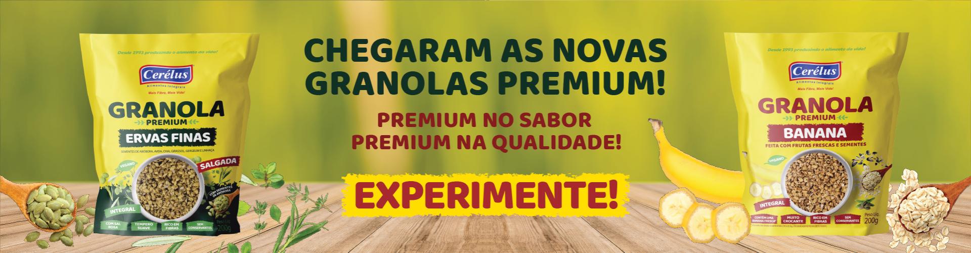 Granolas Premium